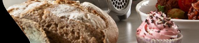robot kuchenny części